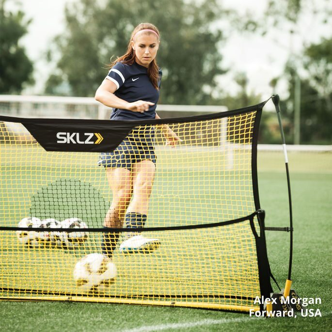 Складной футбольный тренажер SKLZ QUICKSTER SOCCER TRAINER купить в ... ed621c1a8f8