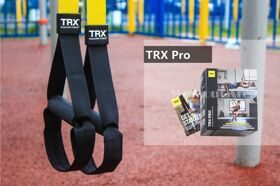 Тренажер - петли TRX PRO Suspension Training New