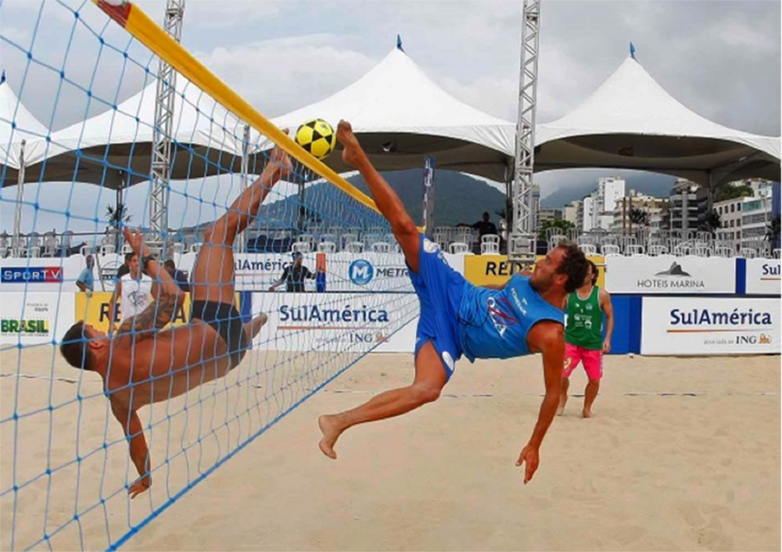 footvolley