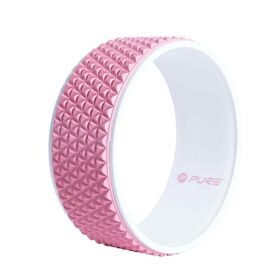 Колесо для йоги PURE2IMPROVE YOGAWHEEL PINK