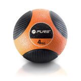 Медицинбол PURE2IMPROVE MEDICINE BALL 4 кг