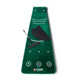 Дорожка для гольфа PURE2IMPROVE PUTTING MAT INCLUDING BROOM