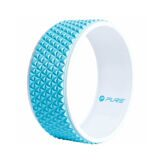 Колесо для йоги PURE2IMPROVE YOGAWHEEL BLUE
