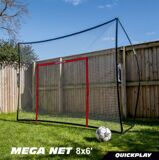 QUICKPLAY MULTI-SPORT MEGA NET 12x9